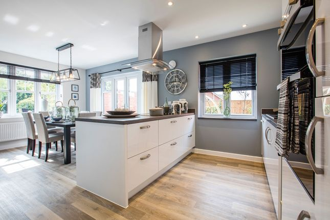 """4 bedroom detached house for sale in """"The Arlington"""" at Heath Lane, Lowton, Warrington"""