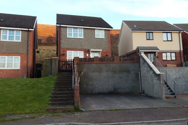 Thumbnail Detached house to rent in Oak Road, Blaina, Abertillery