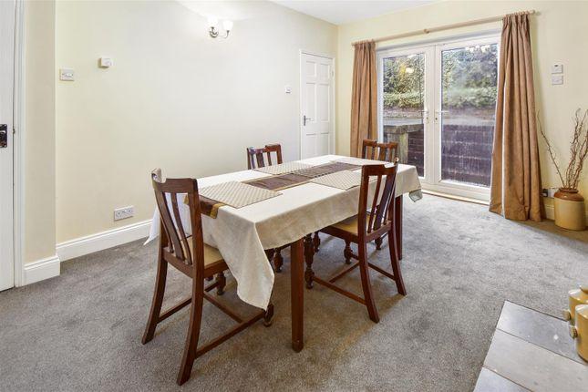 Dining Area of King Street, Alfreton DE55