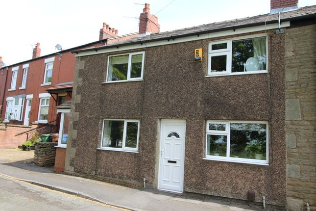 Thumbnail Property to rent in The Green, Marple, Stockport
