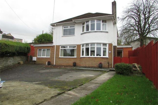 Thumbnail Detached house for sale in Cimla Road, Cimla, Neath, West Glamorgan