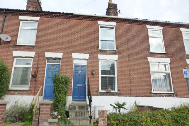 Thumbnail Terraced house for sale in Wodehouse Street, Norwich