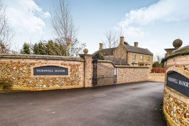 Thumbnail Detached house for sale in Main Road, Fincham, King's Lynn