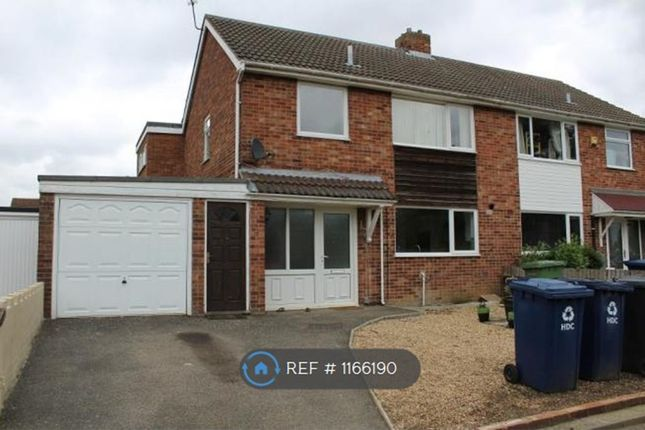 4 bed semi-detached house to rent in St. Audrey Lane, St. Ives PE27