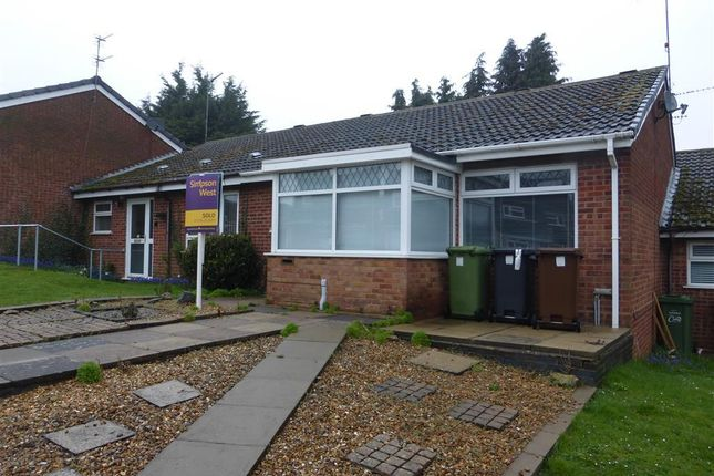 Thumbnail Bungalow to rent in Patrick Road, Corby