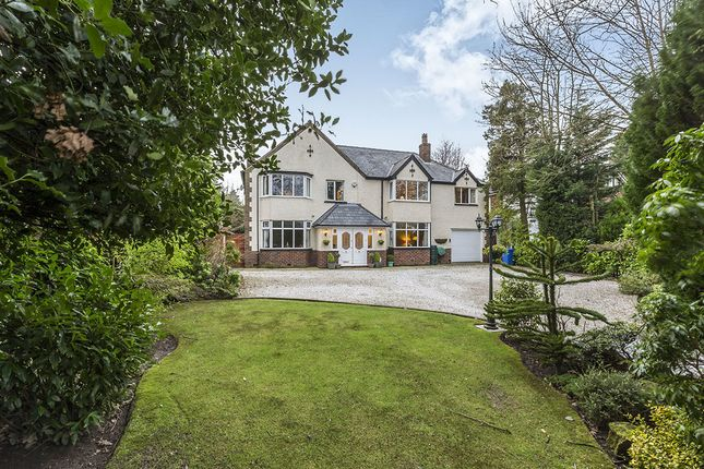 Thumbnail Detached house for sale in Preston Road, Whittle-Le-Woods, Chorley