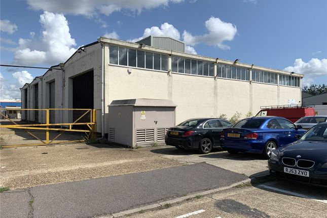 Thumbnail Light industrial to let in Charfleet Industrial Estate, Canvey Island, Essex