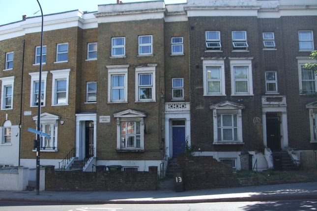 Thumbnail Terraced house to rent in Amersham Road, London