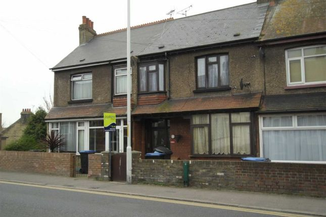Thumbnail Property to rent in Ramsgate Road, Margate