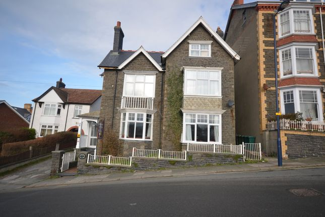 Thumbnail Detached house for sale in Queens Avenue, Aberystwyth