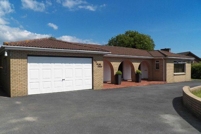 Thumbnail Detached house to rent in Waun Road, Loughor, Swansea, Abertawe