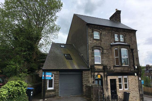 Thumbnail Flat to rent in Rutland Street, Matlock, Derbyshire