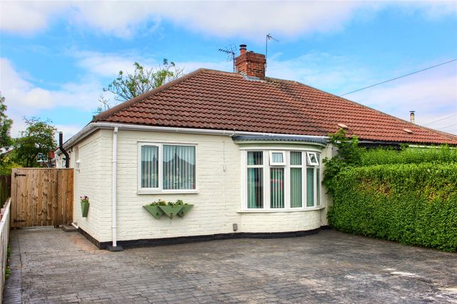 3 bed bungalow for sale in Eastbourne Gardens, Middlesbrough TS3