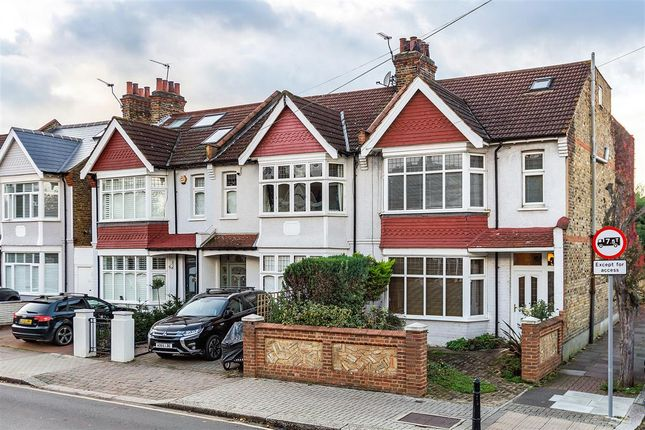 Exterior of Wimbledon Park Road, London SW18