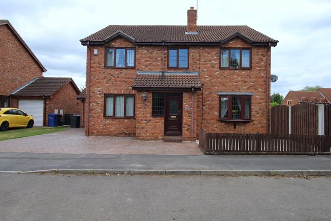 Thumbnail Detached house for sale in Mill Lane, Adwick-Le-Street, Doncaster, South Yorkshire