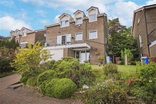 Thumbnail Detached house for sale in Parkwood Drive, Rawtenstall, Lancashire