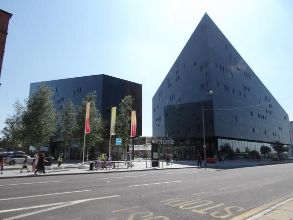 Front of Mann Island, Liverpool, Merseyside L3