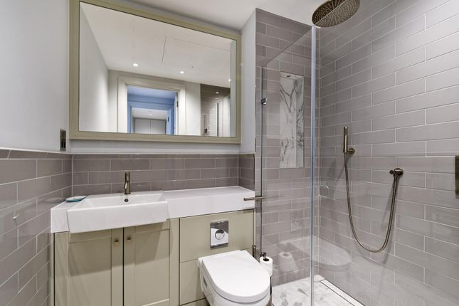 Shower Room of Palladian Gardens, London W4