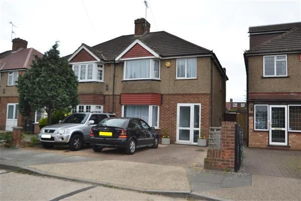 Thumbnail Semi-detached house for sale in West View, Feltham
