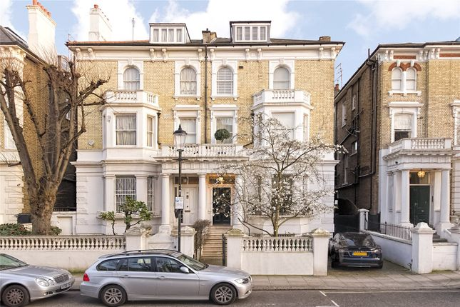 Thumbnail Terraced house to rent in Tregunter Road, London
