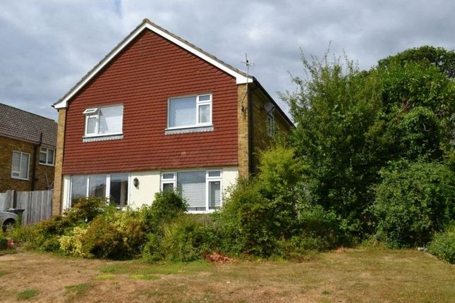Thumbnail Detached house for sale in Foalhurst Close, Tonbridge