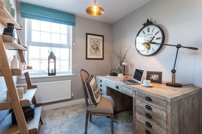 Thumbnail Detached house for sale in Emerald Grove Development, Lawley Drive, Lawley, Telford