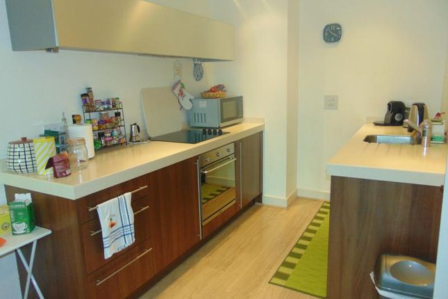 Thumbnail Flat for sale in The Orion Building, Navigation Street