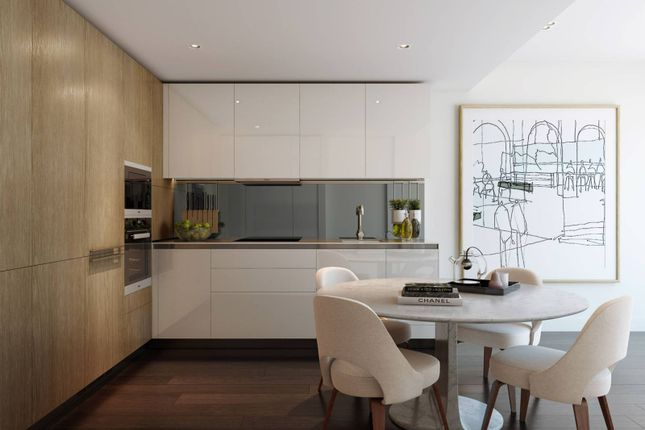 Thumbnail Flat for sale in Lillie Square, Earls Court