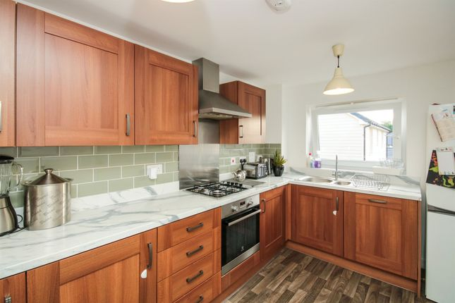 Thumbnail Detached house for sale in Bowhill Way, Harlow