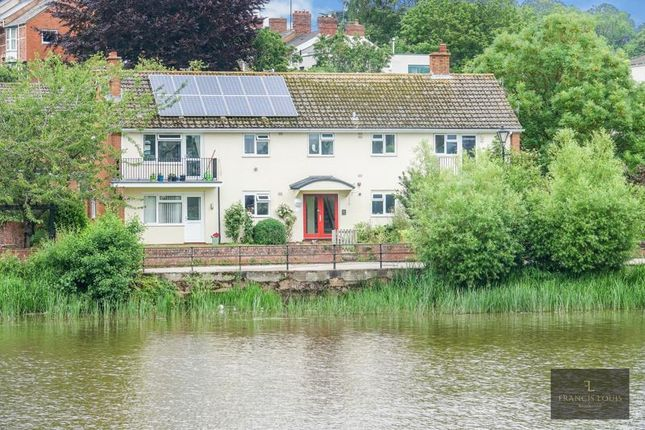 Thumbnail Flat to rent in Weirfield Road, St. Leonards, Exeter