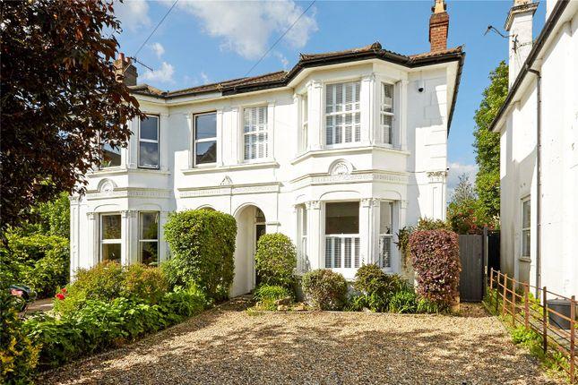 Thumbnail Semi-detached house for sale in Park Road, Tunbridge Wells, Kent