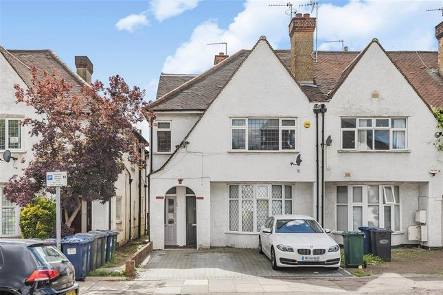 3 bed maisonette for sale in Woodland Way, London NW7