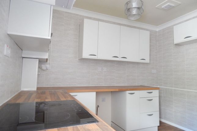 Thumbnail Flat for sale in Flat 8, Manchester House, Aberbeeg