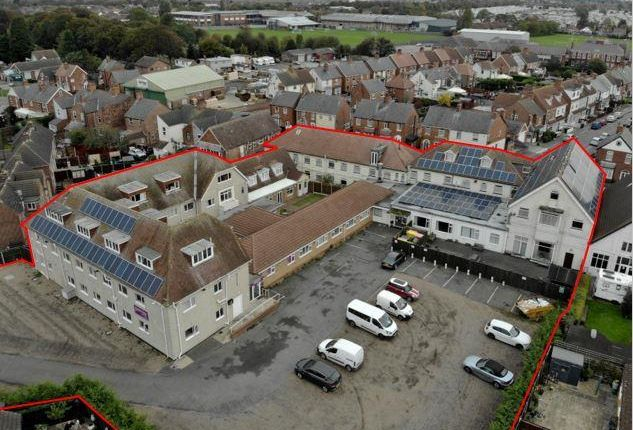 Thumbnail Hotel/guest house for sale in Premier Hotel & Woodside Care Home, Lincoln Road, Skegness, Lincolnshire
