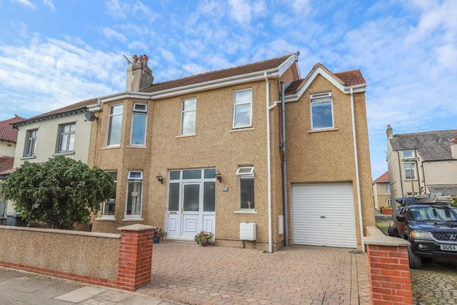 Thumbnail Semi-detached house for sale in Seaborn Road, Bare, Morecambe
