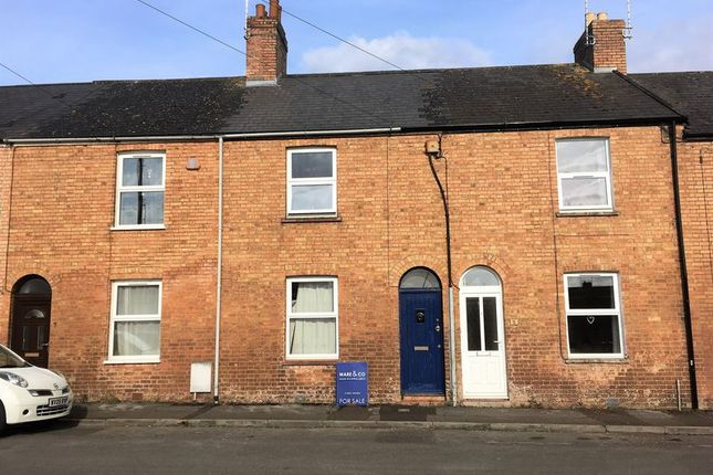 Thumbnail Terraced house for sale in Roseberry Terrace, French Weir, Taunton