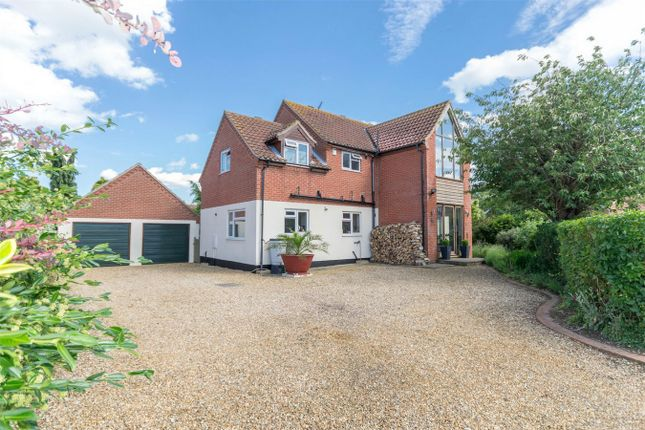 Thumbnail Detached house for sale in Waveney Close, Wells-Next-The-Sea
