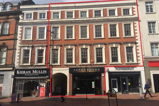 Thumbnail Retail premises for sale in Market Place, Derby