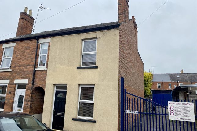 Semi-detached house for sale in Vernon Street, Newark