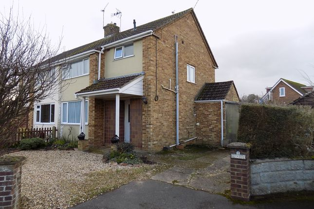 Thumbnail Semi-detached house for sale in Dibden Lodge Close, Hythe