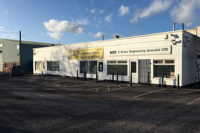 Thumbnail Industrial for sale in Whisby Road, Lincoln