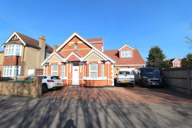Thumbnail Detached house for sale in Parkland Road, Ashford