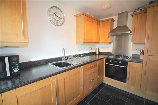 Kitchen of Parish Gardens, Leyland PR25
