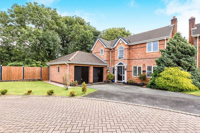 Thumbnail Detached house for sale in Craigflower Court, Bamber Bridge, Preston