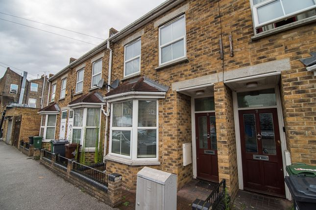 Thumbnail Terraced house for sale in Sidmouth Road, London