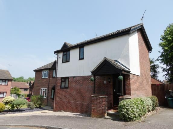 Thumbnail Semi-detached house for sale in Brandon Close, Billericay