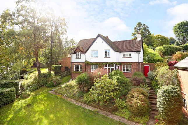 Thumbnail Detached house for sale in College Hill, Haslemere, Surrey