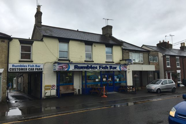 Thumbnail Retail premises for sale in London Road, Sawbridgeworth, Hertfordshire
