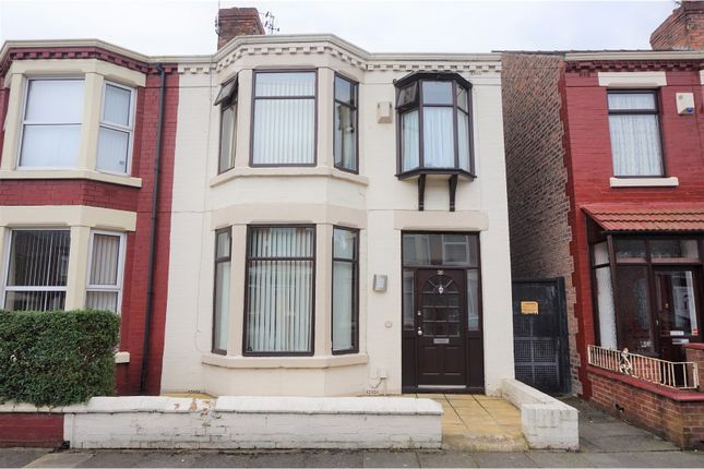 3 Bed Terraced House For Sale In Cornice Road Liverpool