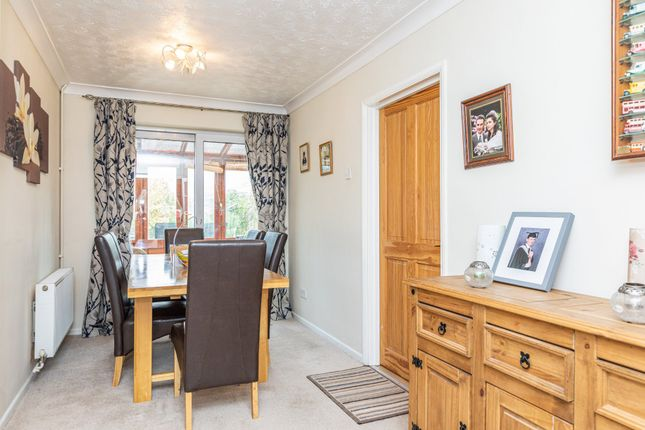 Dining Room of The Mixies, Stotfold, Hitchin, Herts SG5